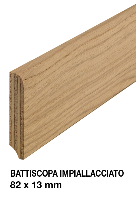 Battiscopa 82x13